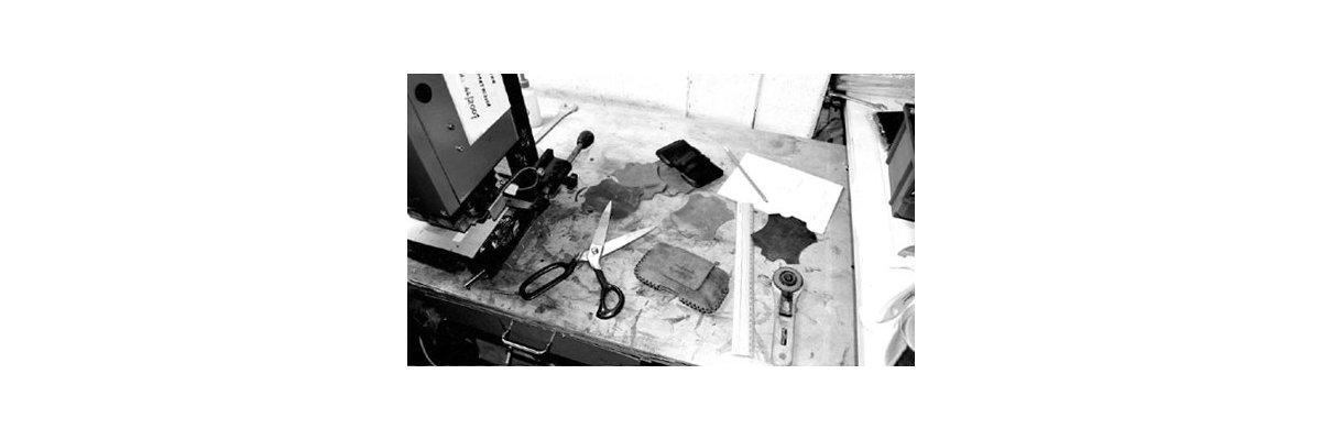 Traditionelle Handarbeit bei Matador - Traditionelle Handarbeit bei Matador