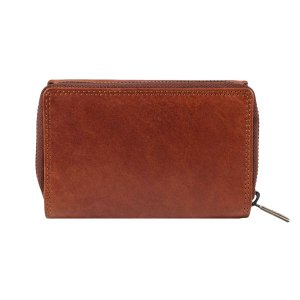 MATADOR Damen Leder Geldbörse Geldtasche RFID...