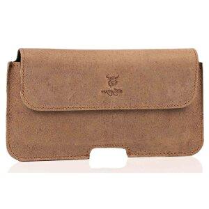 MATADOR Samsung Galaxy S8 Leder Hülle Case...