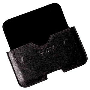 MATADOR Samsung Galaxy S8 Leder Hülle Case Tasche Schlaufe Schwarz