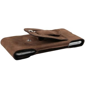 MATADOR Leder Apple iPhone SE 2020 6 6s Gürteltasche...