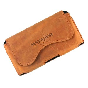 MATADOR Apple iPhone SE 2020 6 6s Leder Gürteltasche...
