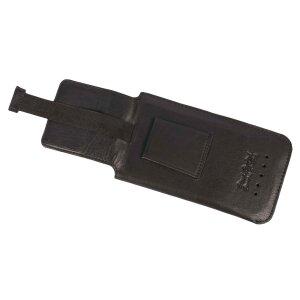 MATADOR Leder iPhone 7 Gürteltasche Hülle Vertikal Schwarz