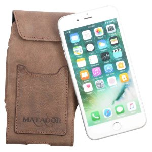 MATADOR Apple iPhone 6 Plus 6s Plus Echt Leder...