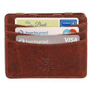 MATADOR Leder Magic Wallet RFID...