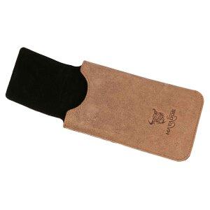 MATADOR Leder iPhone X XS Vertikaltasche Gürteltasche Vintage Braun