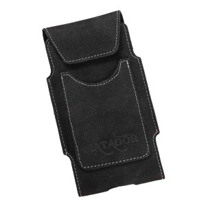 MATADOR Leder Apple iPhone X XS Hülle Case Gürteltasche...