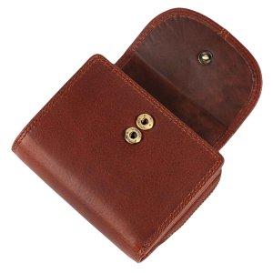 MATADOR Leder Damen Geldbörse Portemonnaie 14 Fächer RFID TÜV