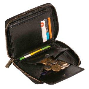 MATADOR Leder Herren Geldbörse Geldbeutel Portemonnaie RFID