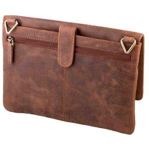 MATADOR Leder Tablet Laptop Tasche Umhänge-Schulter-Tasche 10 Zoll