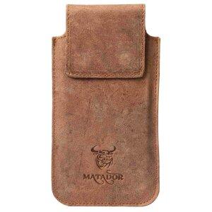 MATADOR Galaxy S9 Plus S10 Plus S20 Plus Leder Tasche...