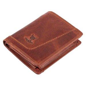 MATADOR Leder Herren Geldbörse Portemonnaie Brieftasche RFID TÜV