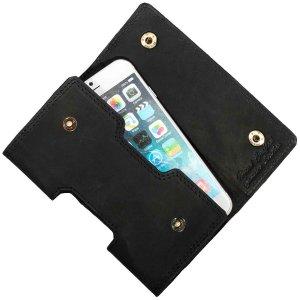 MATADOR iPhone 12 Pro MAX 11 Pro MAX XS MAX Gürteltasche Leder