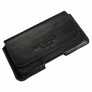 MATADOR Leder Gürteltasche kompatibel mit iPhone 5...