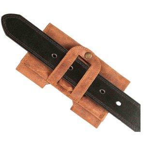 MATADOR iPhone 13 / 13 Pro 12 / 12 Pro 11 XR Leder Quertasche Braun