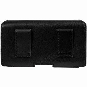 MATADOR® Samsung Note 10 Plus S20 Ultra Leder Hülle Case Schwarz