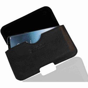 MATADOR® Galaxy Note 10 Plus S20 Ultra Lederhülle Schwarz
