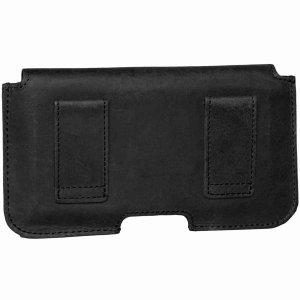 MATADOR Galaxy A50 A51 A52 A30 Leder Schutztasche Schlaufe Schwarz