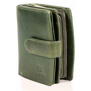 MATADOR Damen Geldbörse Leder Portemonnaie RFID...
